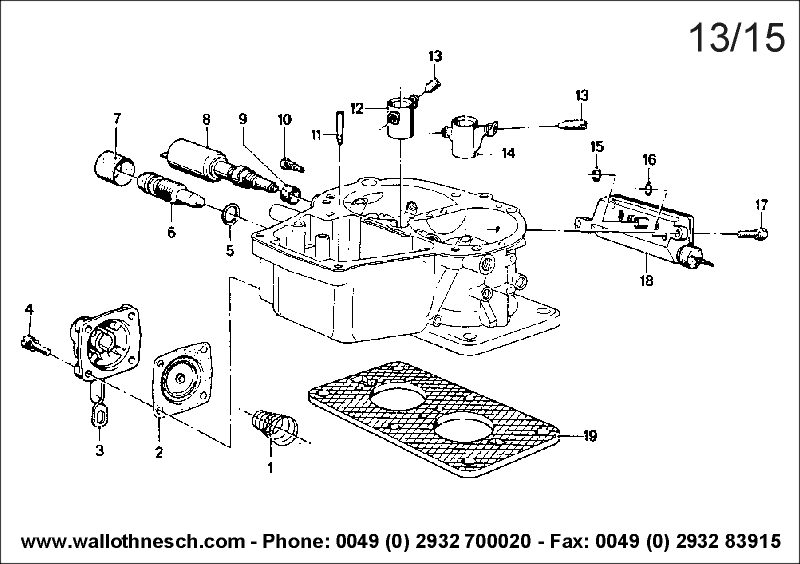 katalogbild 13  15 - bmw 1502 - 2002 turbo
